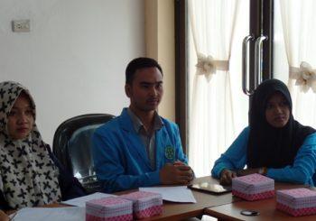 Penyampaian Visi Misi UKM Fakultas & DPM Fakultas